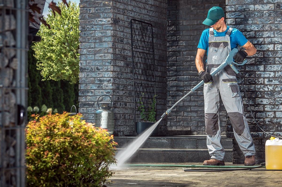 Driveway Pressure Washing service florida